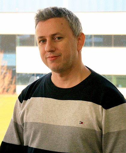 Khaled Ouarezki, agr.
