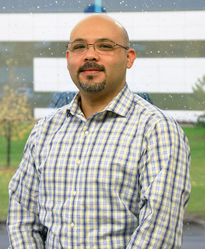 Yassine Hamza, agr.