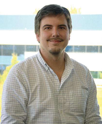 Alexandre Tessier, agr.